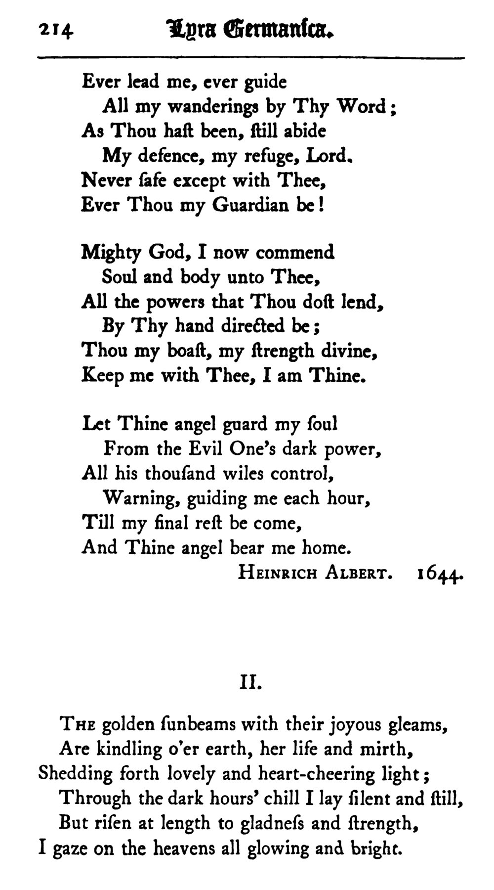 Fig. 2.   Lyra Germanica  (London: Longman, Brown, Green, and Longmans, 1855).