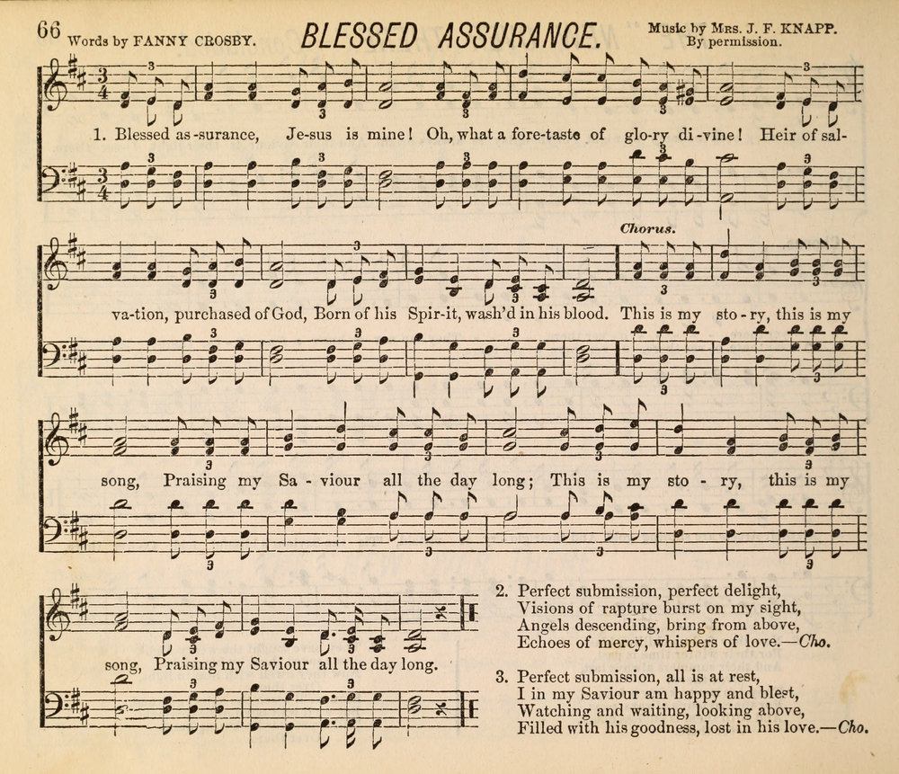 Fig. 1.  John R. Sweney,  Gems of Praise , No. 1 (Philadelphia: Methodist Episcopal Book-Room, 1873).
