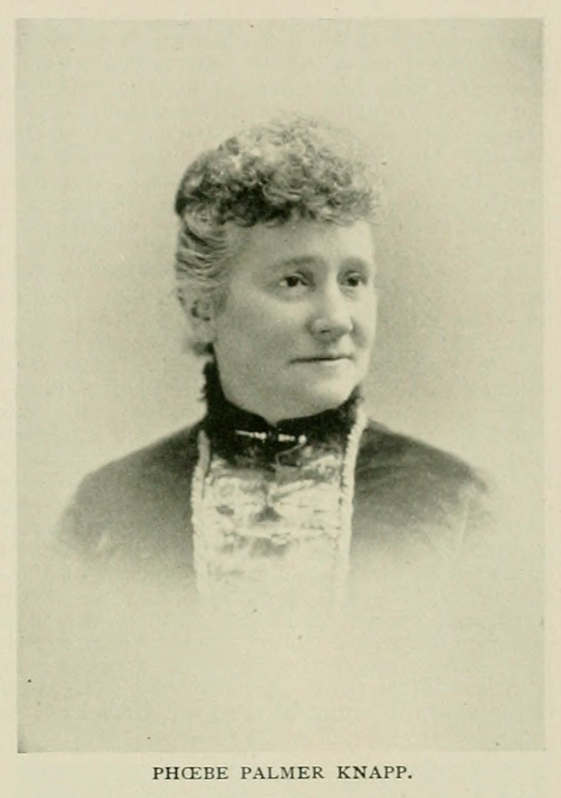 Phoebe Palmer Knapp ,  A Woman of the Century  (1893).