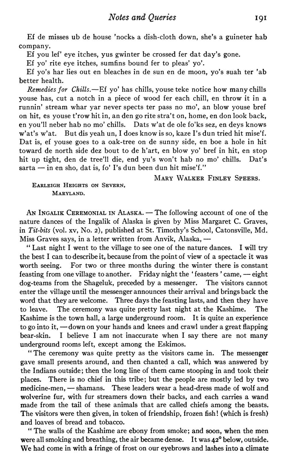 Fig. 8.   Journal of American Folk-Lore , vol. 26, no. 100 (Apr.–June 1913).