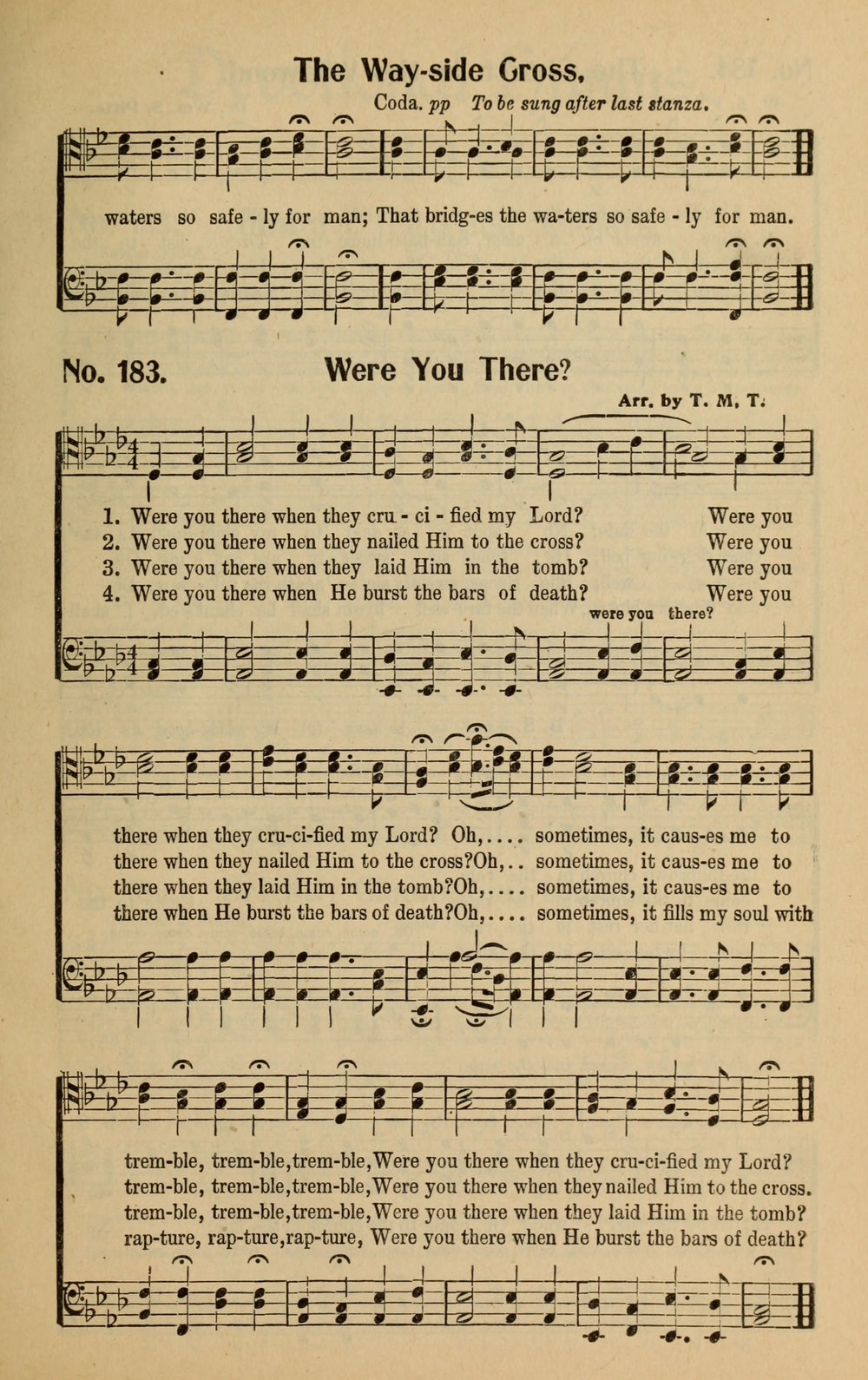 Fig. 10.   Great Revival Hymns  (Chicago: Rodeheaver-Ackley, 1911).