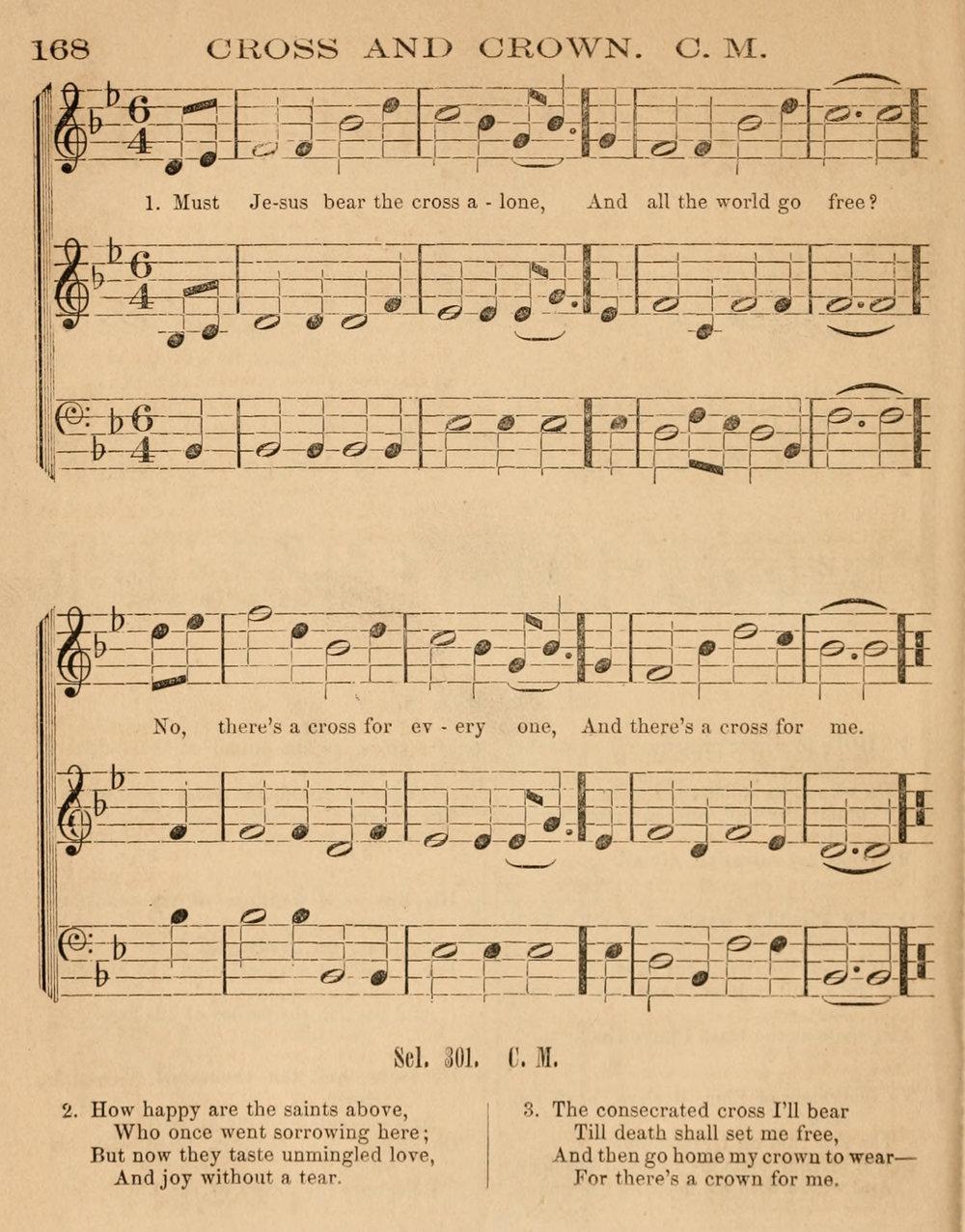 Fig. 3.   Church Music  (Rochester: E. Darrow & Brother, 1855).