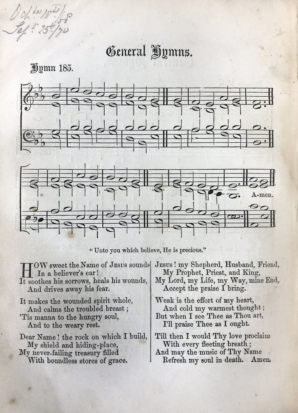 Fig. 4.   Hymns Ancient & Modern  (London: Novello, 1861).