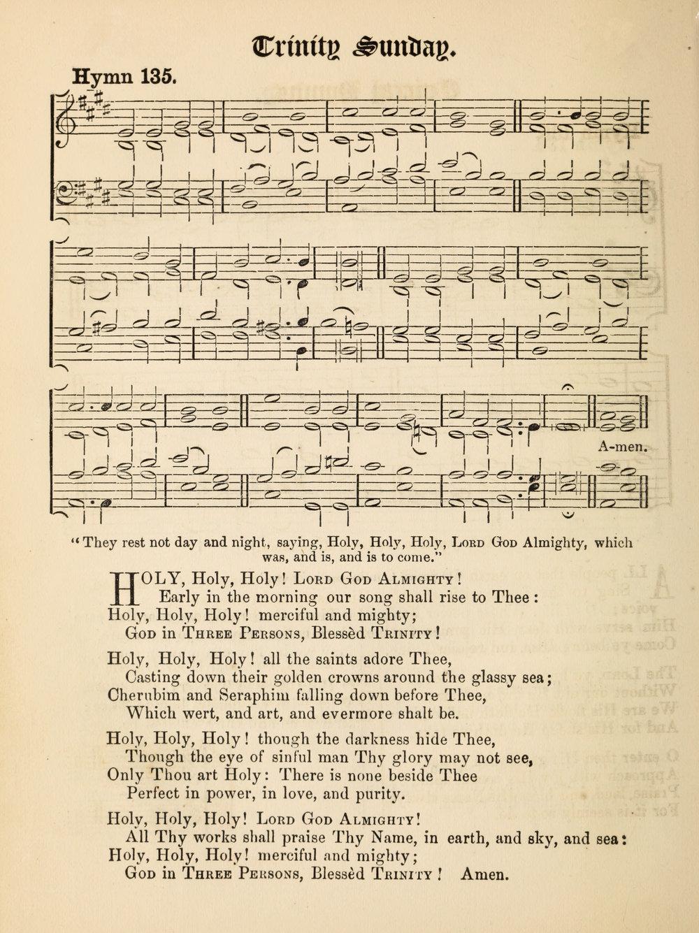 Fig. 3.   Hymns Ancient & Modern  (London: Novello, 1861).