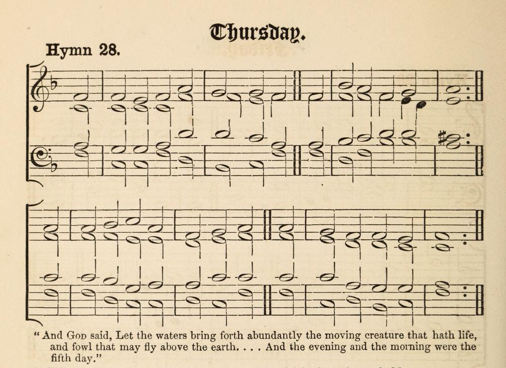 Fig. 7.   Hymns Ancient & Modern  (London: Novello, 1861).