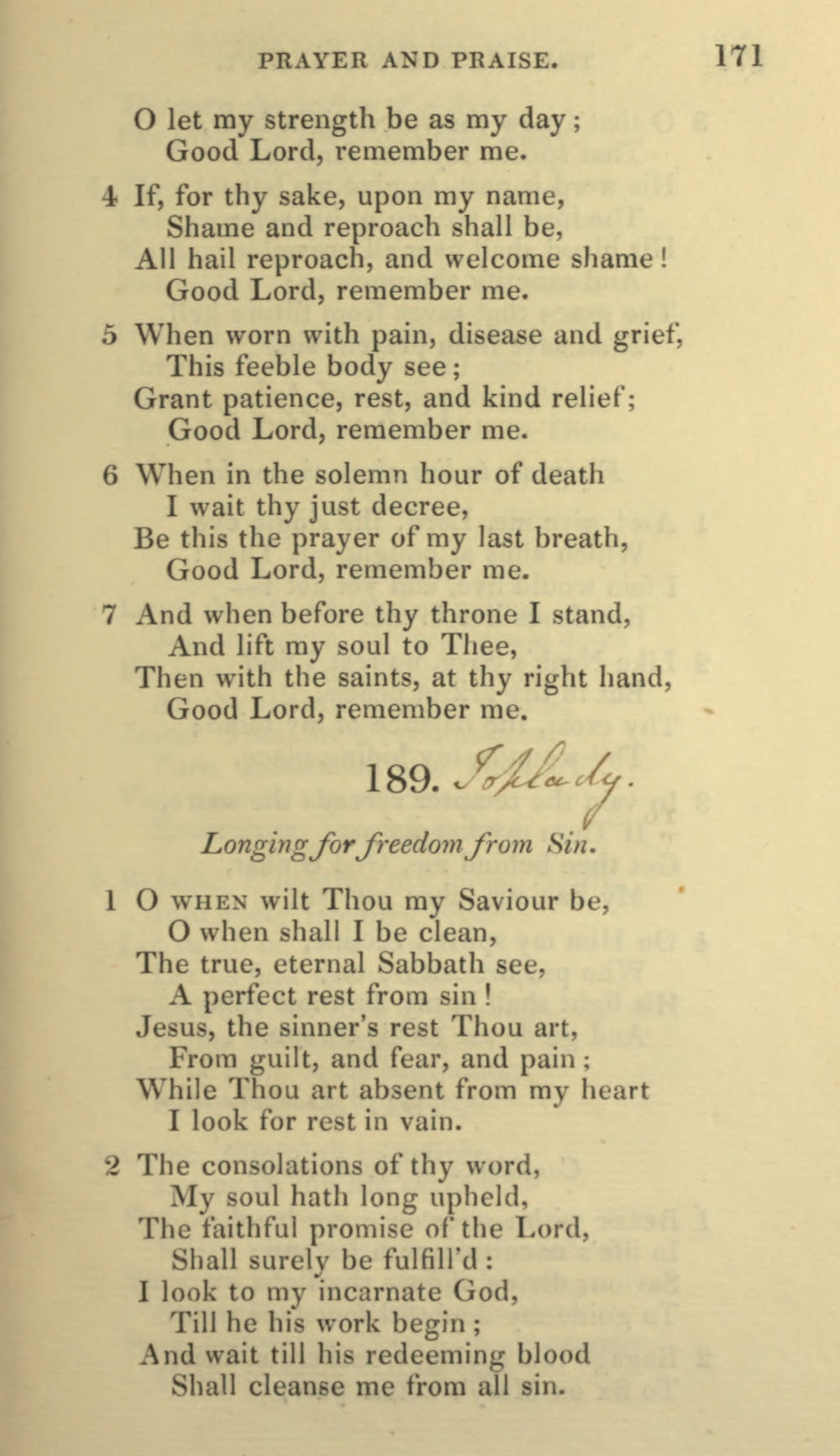 Fig. 6.   The Christian Psalmist  (Glasgow: Chalmers & Collins, 1825).