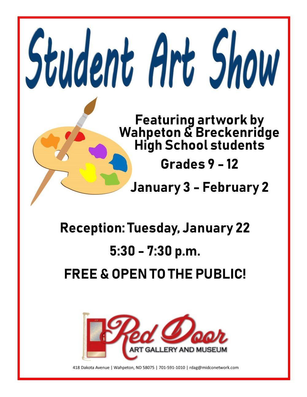 Student Art Show - Flyer for Public.jpg
