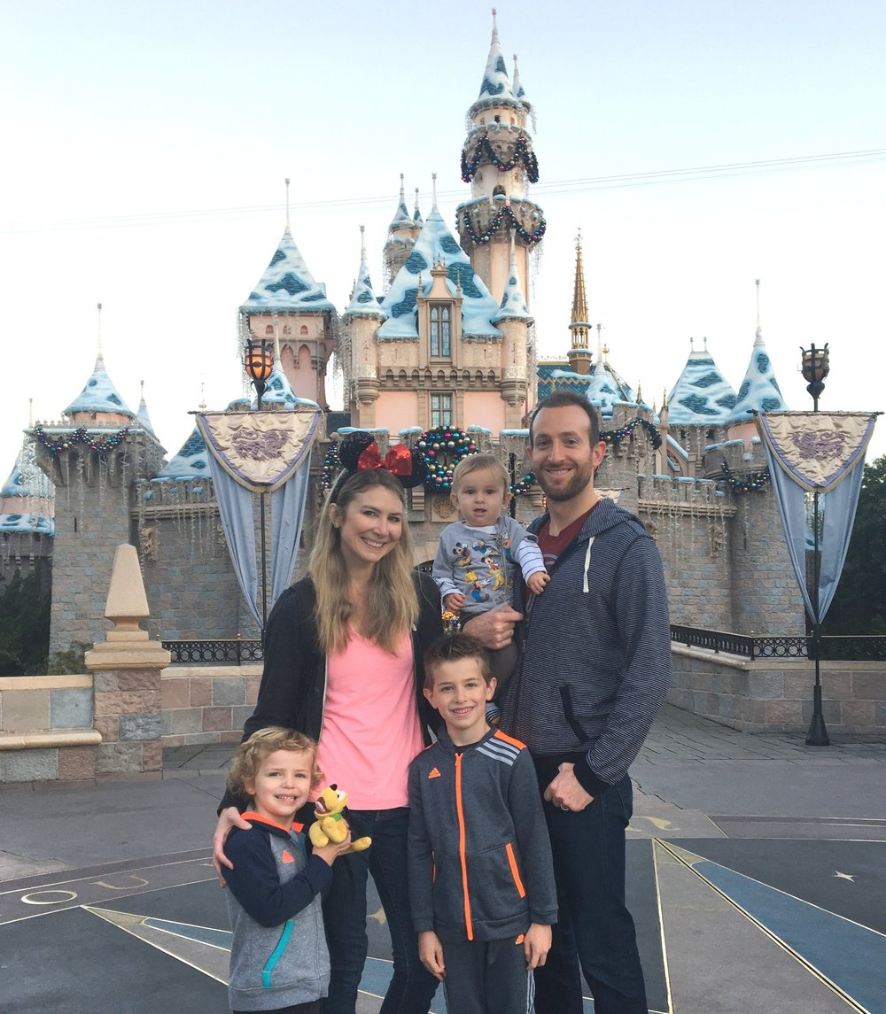 Everything you need to know for Disneyland with kids