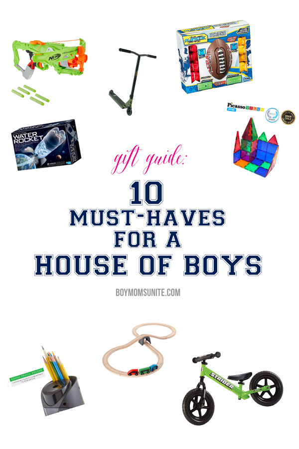 10 Must-Have Gifts for Boys
