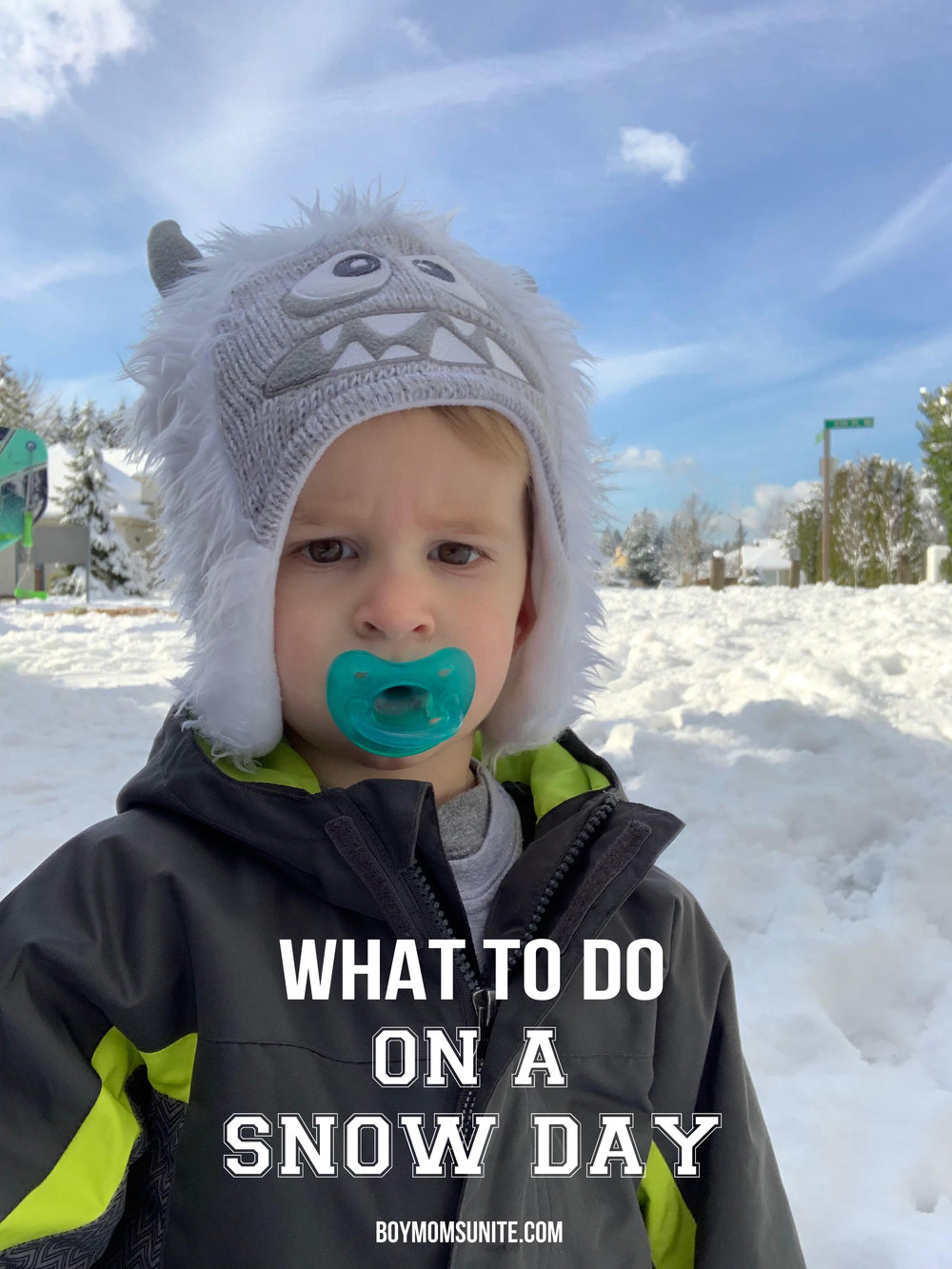 57 snow day activities for boys