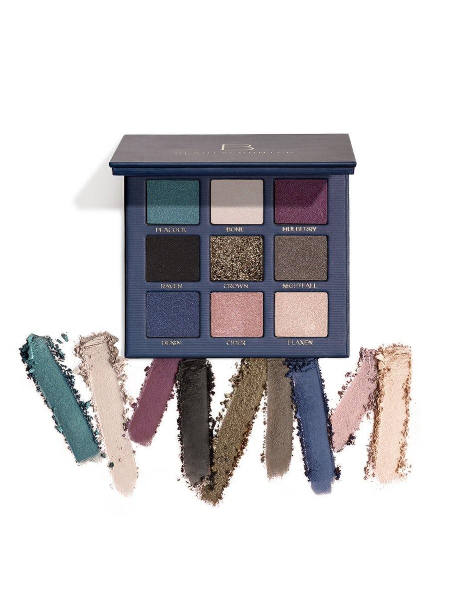 Velvet Eyeshadow: Statement