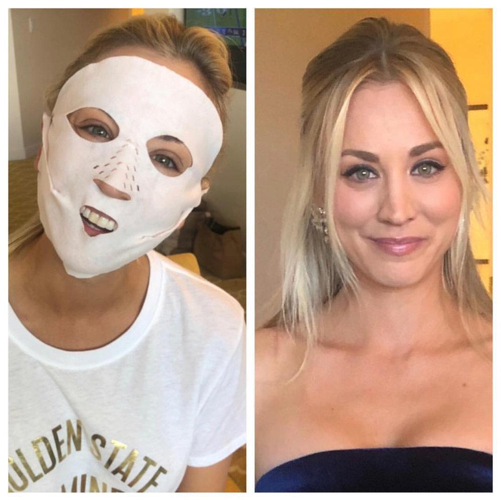 Dry Masks!