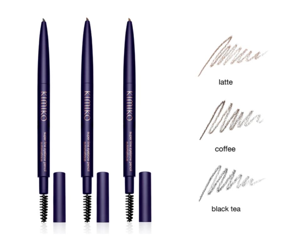 Kimiko Super Fine Eyebrow Pencil Automatique
