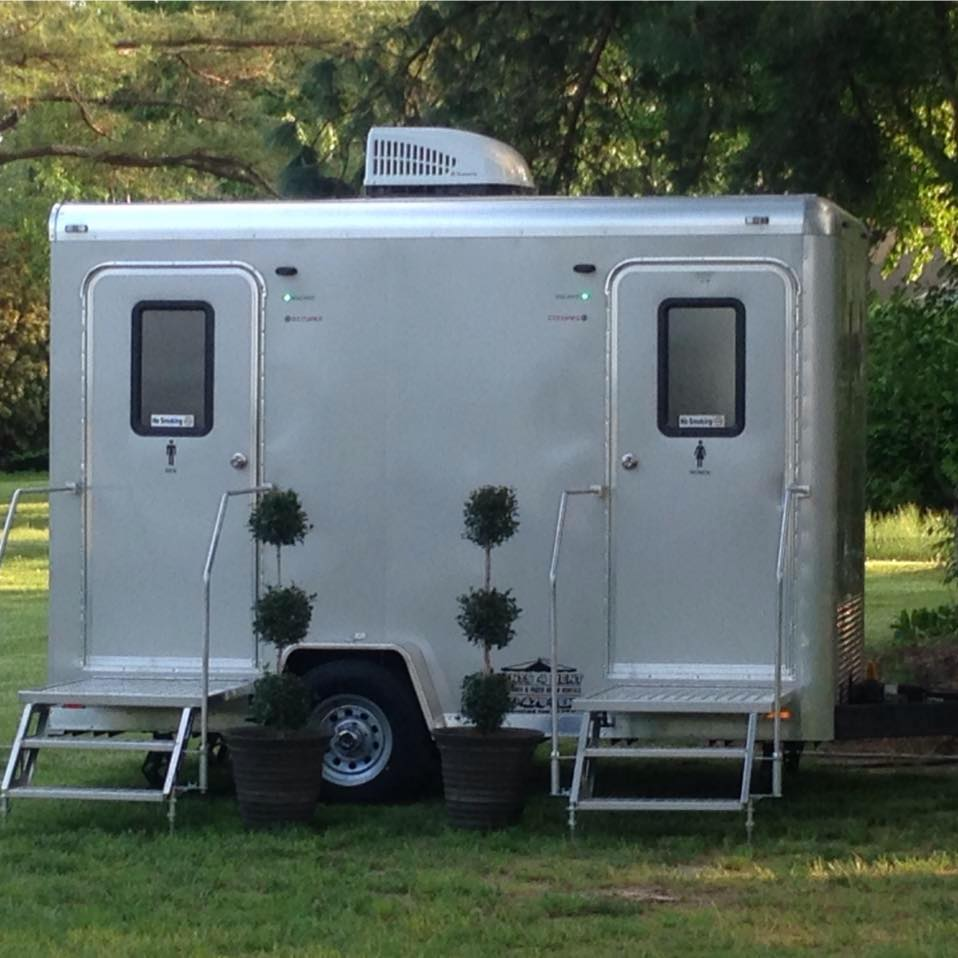 Maryland Restroom Trailer Rentals Tents Rent - Bathroom trailer rentals