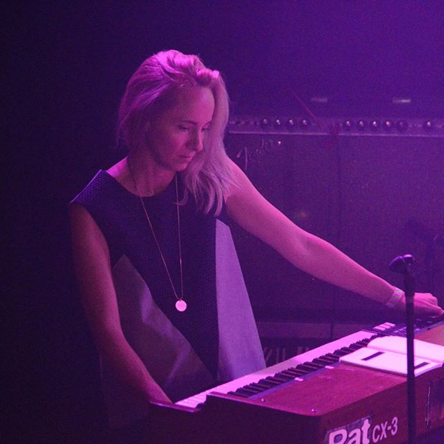 We are so lucky to have Jessica on the 🎹! When I called to ask her if she wanted to play these shows she didn't call us back for a couple weeks, figured we weren't serious which judging by our texts is a constant risk 🤪🧐