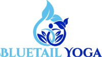 Bluetail Yoga Logo