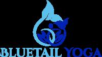 Bluetail Yoga Logo