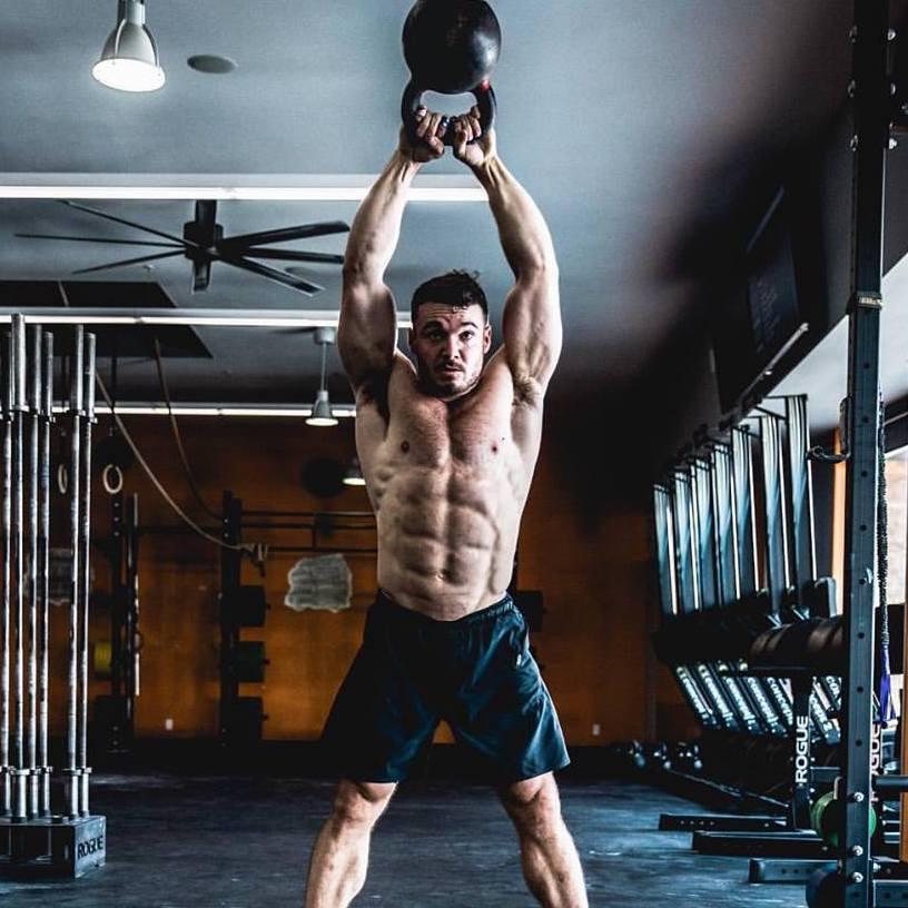 Ryan Fischer | CrossFit Chalk -