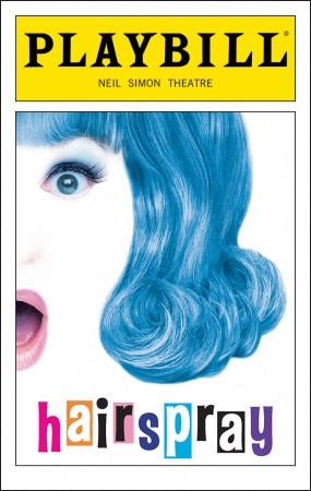 Hairspray playbill.jpeg