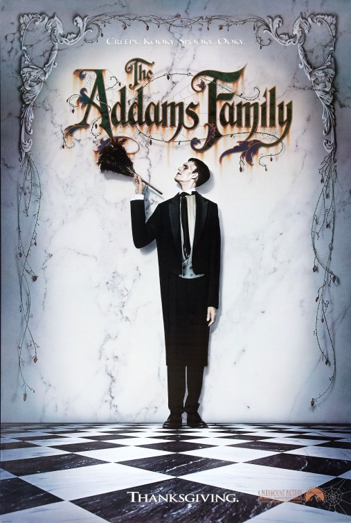 The Addams Family (1991) - Music By Marc ShaimanConductor Played By Marc Shaiman