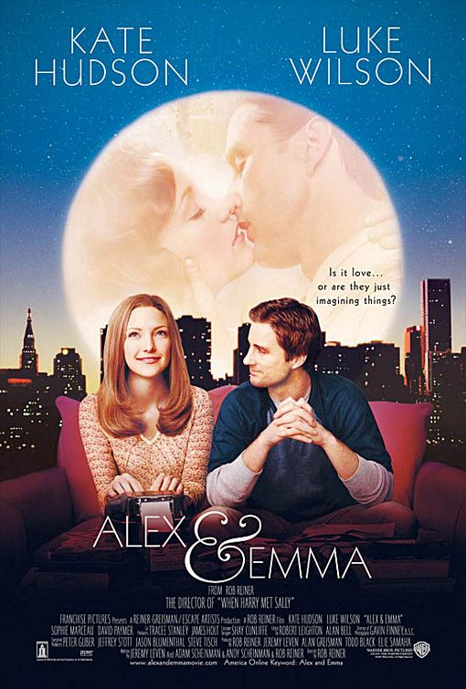 Alex & Emma (2003) - Music By Marc Shaiman