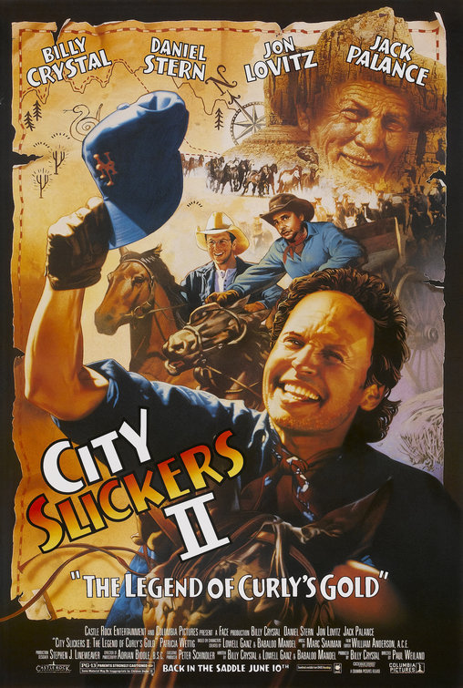 City Slickers II: The Legend of Curly's Gold (1994) - Music/Music Producer