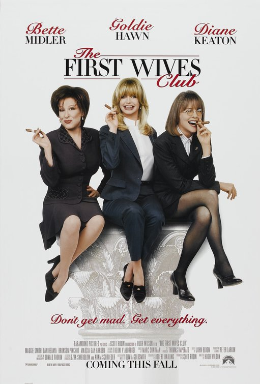 The First Wives Club (1996) - Music/Music Supervisor