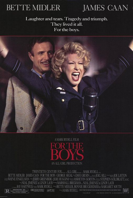 For the Boys (1991) - Song and Music Consultant