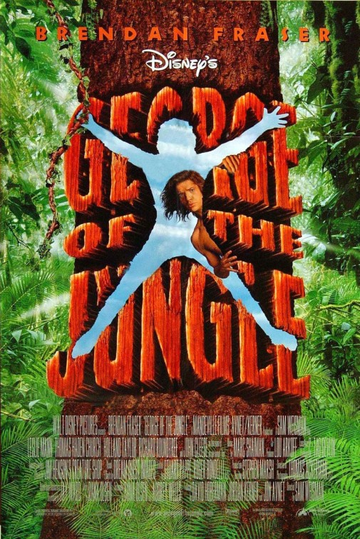 George of the Jungle (1997) - Music By Marc ShaimanMusic adaptor / Music supervisor