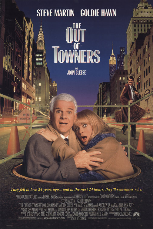 The Out-of-Towners (1999) - Music By Marc Shaiman