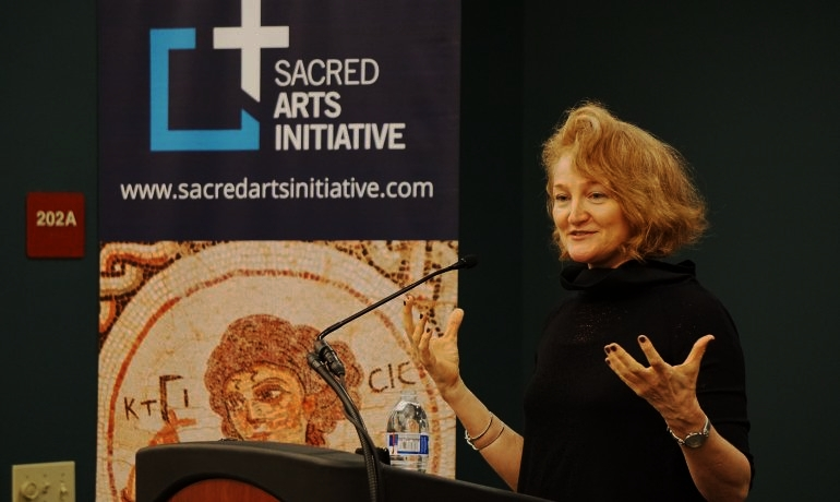 Sacred Arts and Public Engagement with Krista Tippet: May 25, 2017 -