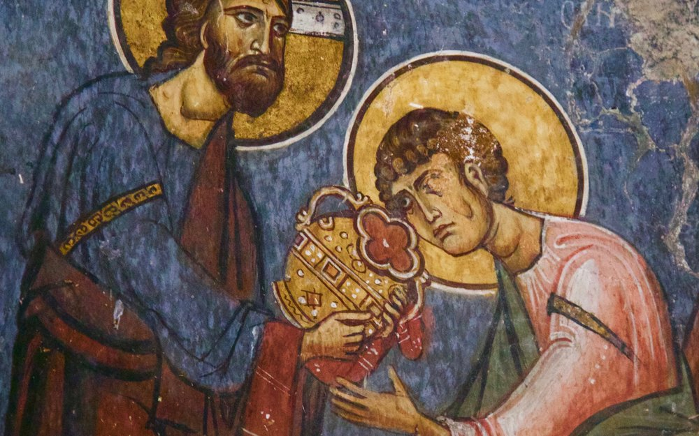 Byzantine materiality conference - May 8-11, 2019