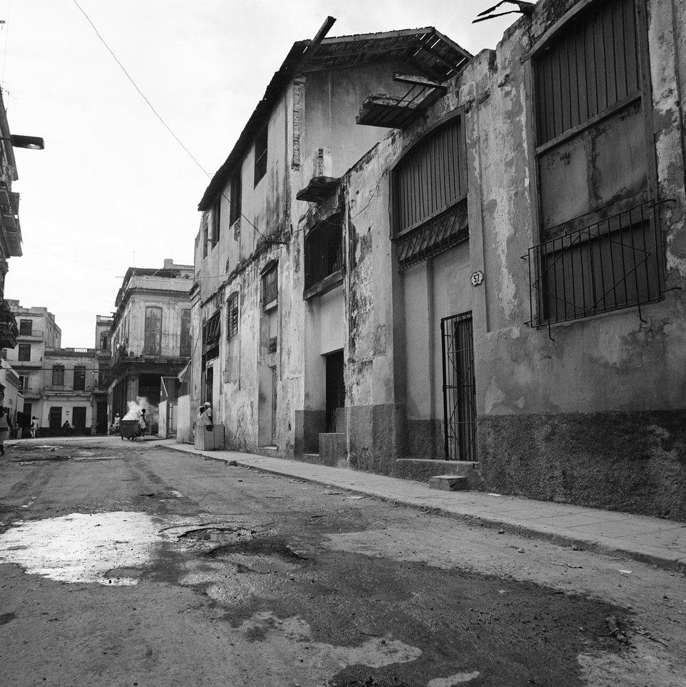 La Habana Vieja , 1998