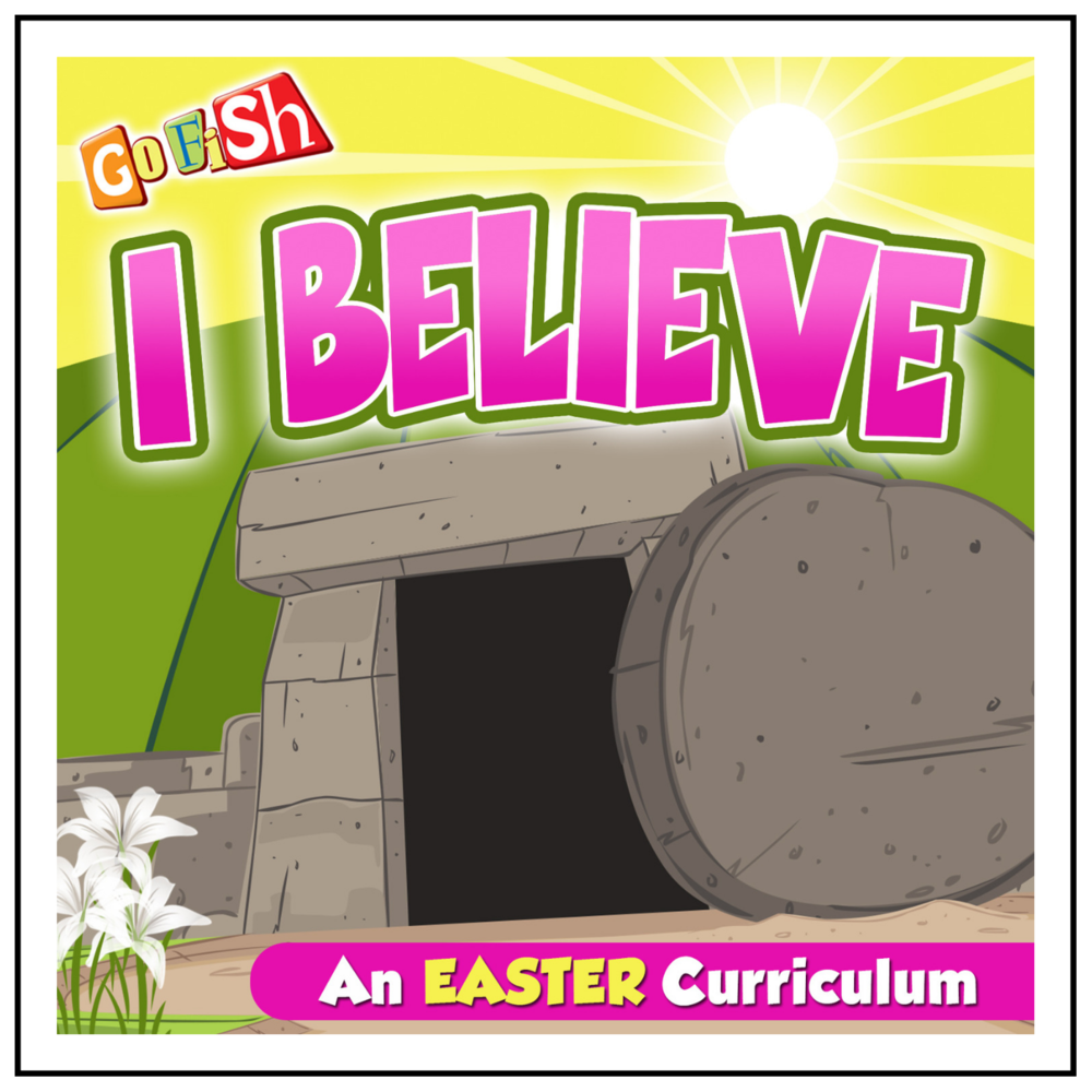 Lesson 3: I Believe Jesus is the Risen King - The resurrection of Jesus Christ is historical and undeniable. Many kings have come and gone, but Jesus is still on His throne. His tomb is empty because Jesus is alive! Children will be reminded that the resurrection of Jesus displayed God's power and love. They will learn that believing in Jesus means trusting that He is all we need. Nothing can compare to the power and love of God!They will also continue their study of the Parable of the Sower and hear how Judas was distracted by the riches of the world in Matthew 26. Instead of trusting in Jesus, he was tempted to trust in money. The aim of this lesson is for children to know the power of God in their own lives because they live in Christ, the Risen King!