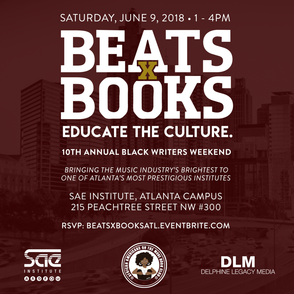 Beats x Books - Atlanta