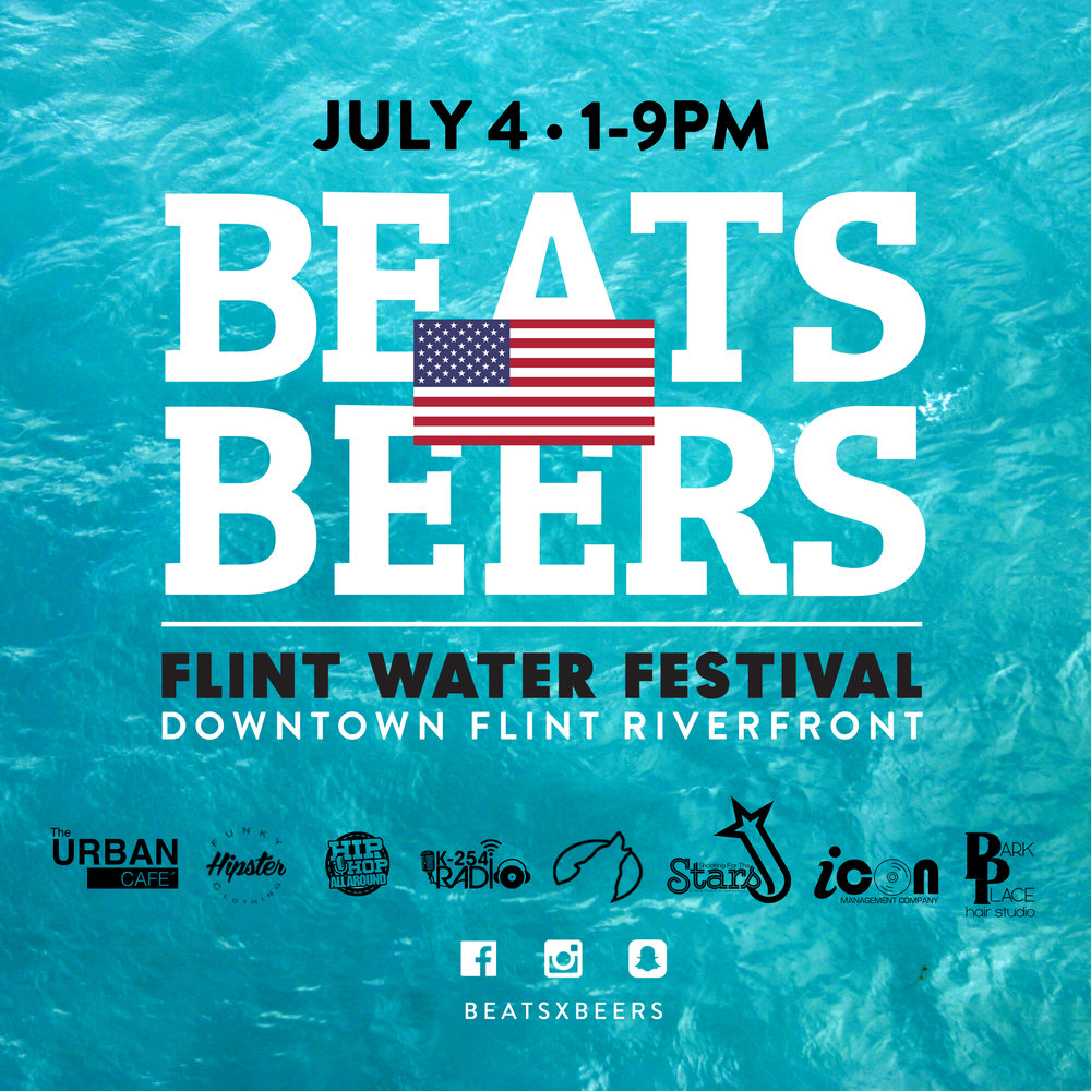 Beats x Beers - Flint