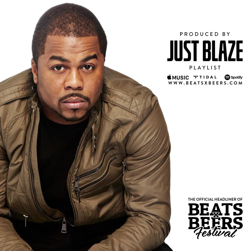 Produced By Just Blaze Playlist