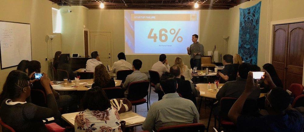 Design Thinking for Entrepreneurs Workshop