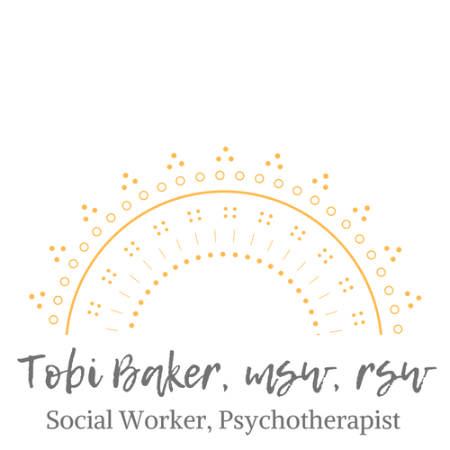 Tobi Baker, MSW, RSW | Social Worker, Psychotherapist | Child and Family Therapist