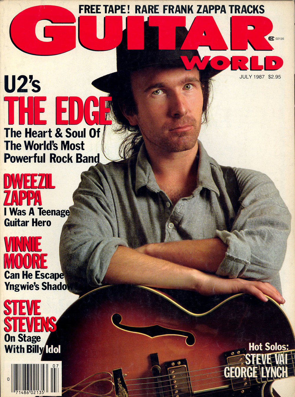 Copy of 1987 Guitar World
