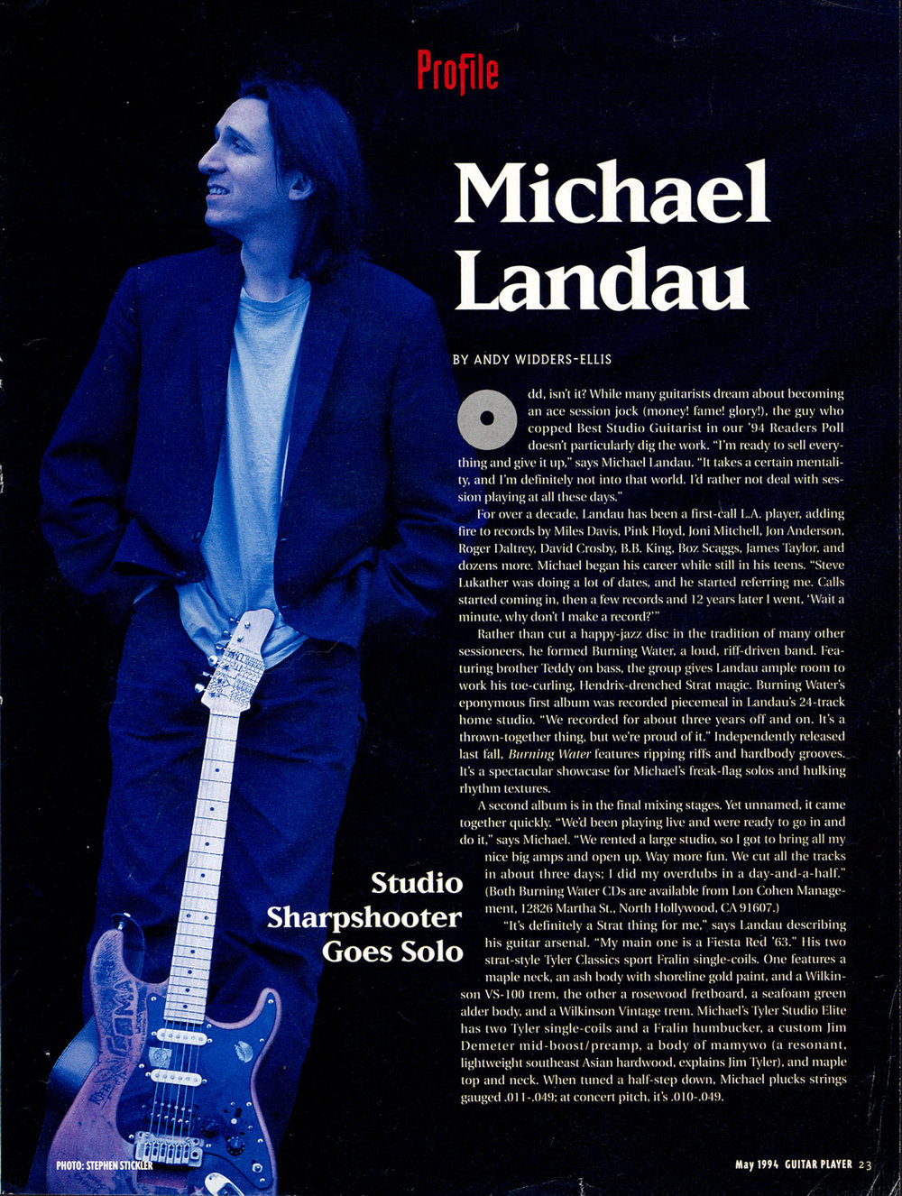 1994 Guitar Player