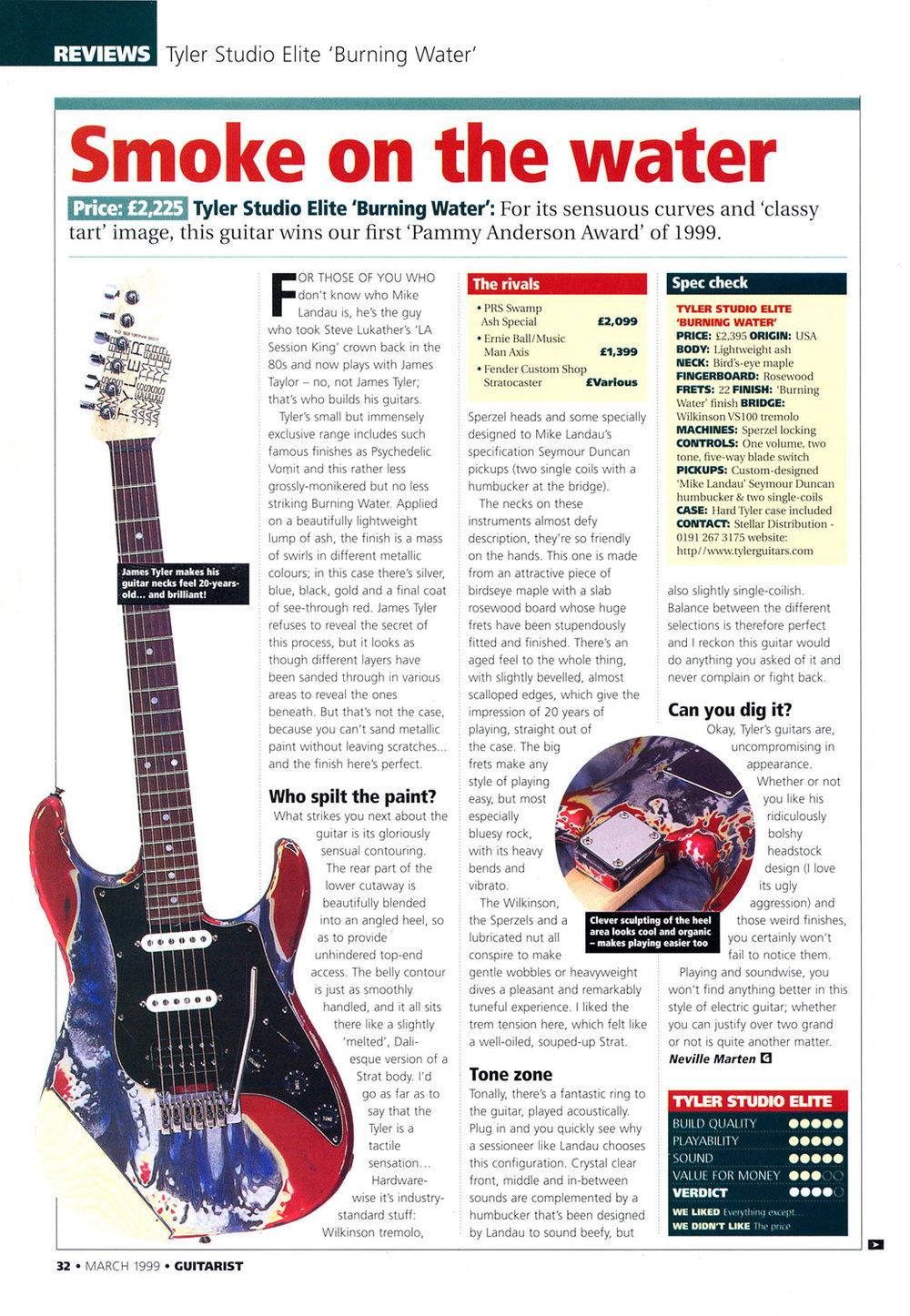 1999 Guitarist