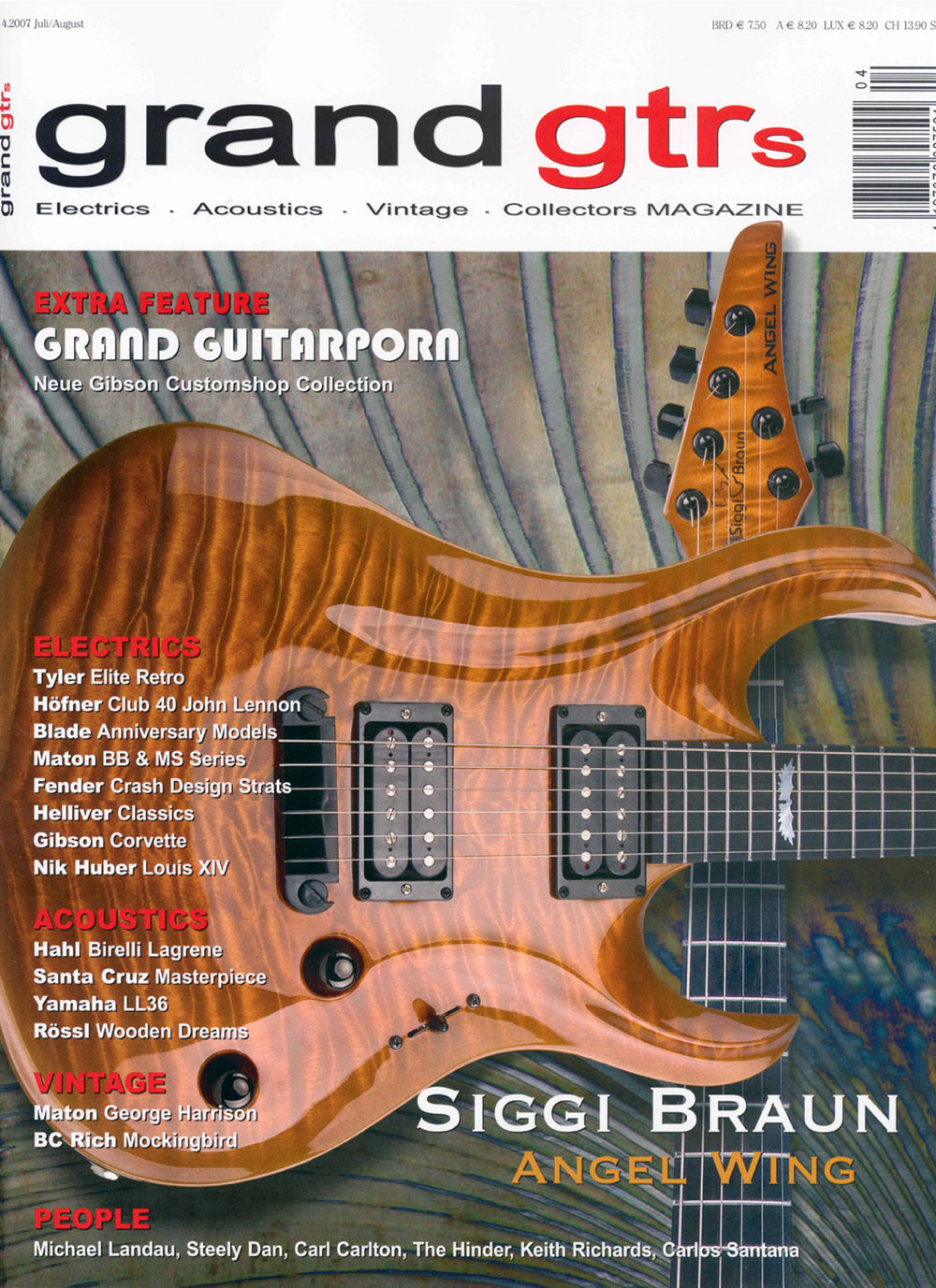 Copy of 2007 Grand Guitars