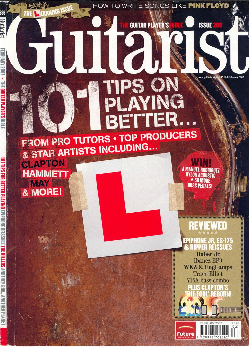 2007 Guitarist