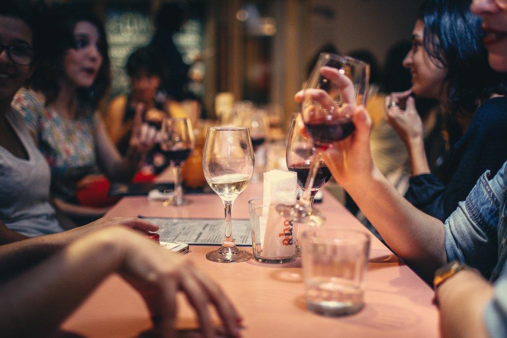 Orientation & Farewell Dinners -