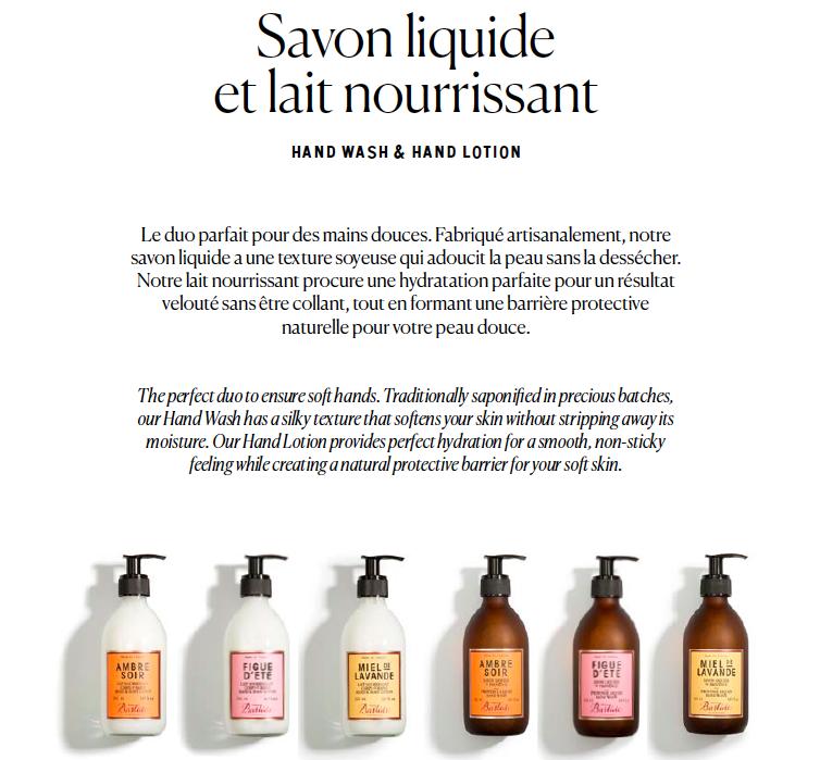 Bastide liquid soap copy