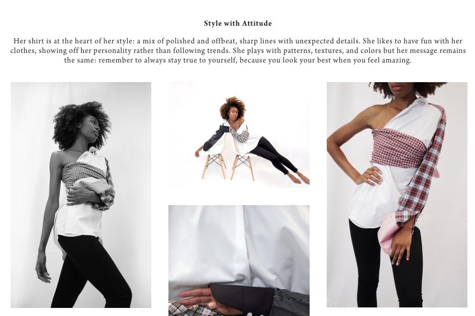 web copywriting shirts