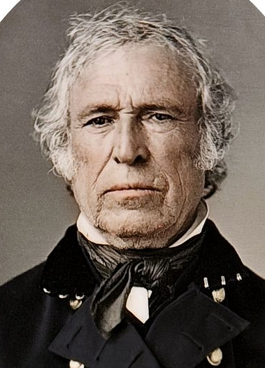 Zachary Taylor, 12th President of the United States, 1849-1850