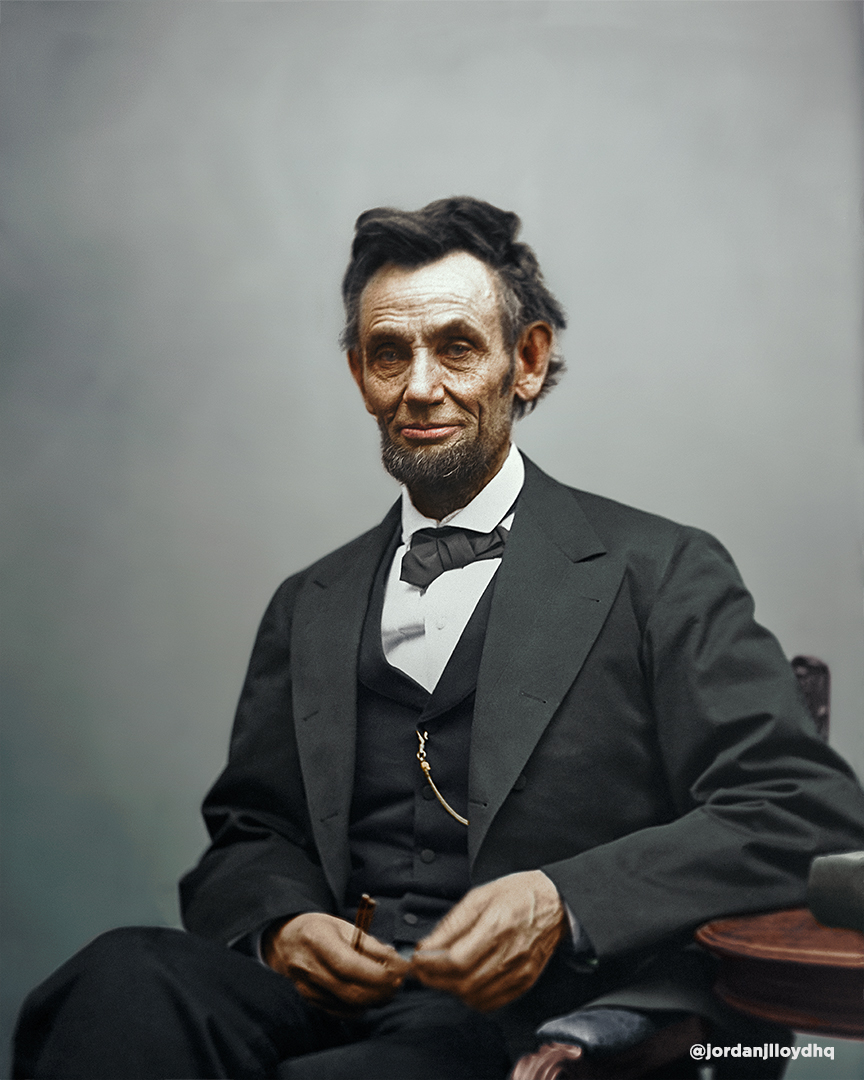 Abraham Lincoln, 16th President of the United States, 1861-1865