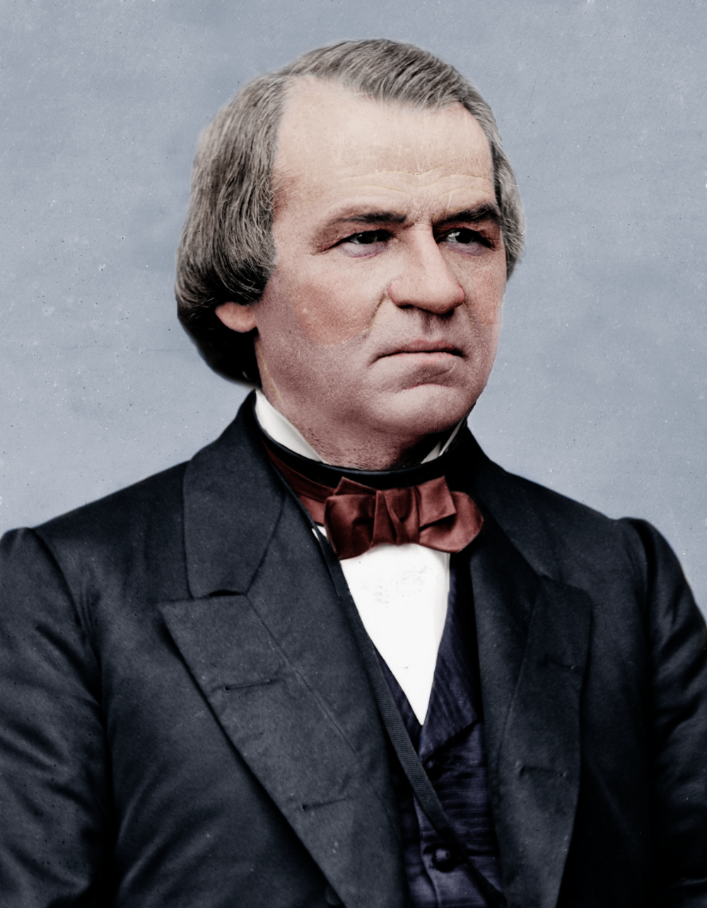 Andrew Johnson, 17th President of the United States, 1865-1869
